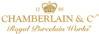 Chamberlain and Co - Royal Porcelain Works Logo